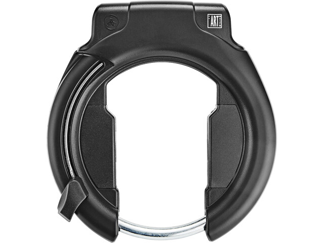 Trelock RS 453 Protect-O-Connect Runkolukko NAZ ZR 20 , black